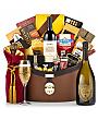 Champagne Baskets: Dom Perignon 2003 Windsor Luxury Gift Basket