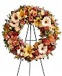 Flower Bouquets: Wreath of Remembrance