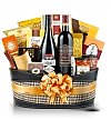 Premium Wine Baskets: Martha's Vineyard Luxury Wine Basket