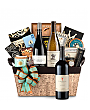 Premium Wine Baskets: Peter Michael 2007 Wine Basket - Cape Cod