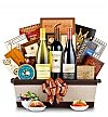 Luxury Wine Baskets: Premium Holiday Wine Gift Basket