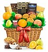 Fruit Baskets: Five Star Premium Grade Fruit Basket Classic
