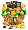 Fruit Baskets: Bountiful Thanks Fruit Basket