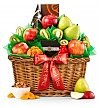 Fruit Baskets: Bountiful Thanks Premium Grade Fruit Basket