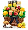 Fruit Baskets: Heartfelt Sympathy Fruit Basket