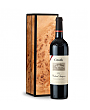 Wine Gift Boxes: Groth Reserve Cabernet Sauvignon 2011 in Handcrafted Burlwood Box