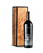 Wine Gift Boxes: Silver Oak Napa Valley 2011 Cabernet Sauvignon in Handcrafted Burlwood Box