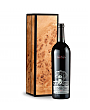 Wine Gift Boxes: Silver Oak Napa Valley 2012 Cabernet Sauvignon in Handcrafted Burlwood Box
