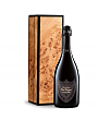 Wine Gift Boxes: Dom Perignon P2 2000 in Handcrafted Burlwood Box