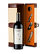 Wine Totes & Carriers: Hundred Acre Few And Far Between Cabernet Sauvignon 2012 Wine Steward Luxury Caddy