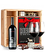 Wine Gift Boxes: Silver Oak 2008 Private Cellar Gift Set