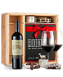 Wine Gift Boxes: Caymus Special Selection Cabernet Sauvignon 2011 Private Cellar Gift Set