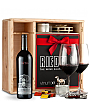 Wine Gift Boxes: Silver Oak Napa Valley Cabernet Sauvignon 2010 Private Cellar Gift Set