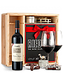 Wine Gift Boxes: Groth Reserve Cabernet Sauvignon 2011 Private Cellar Gift Set