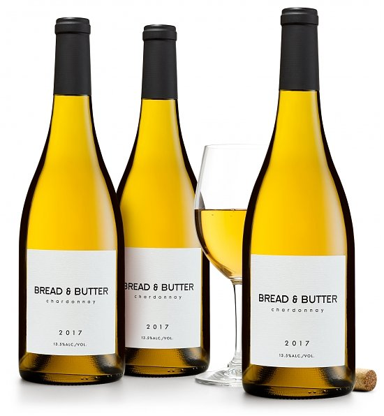 Wine Gift Boxes: Bread and Butter California Chardonnay