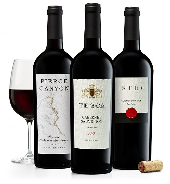 Wine Gift Boxes: California Cabernet Trio