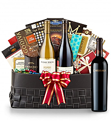 Luxury Wine Baskets: Cardinale Cabernet Sauvignon 2008- The Paramount Luxury Wine Basket