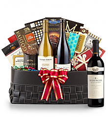 Luxury Wine Baskets: Beringer Private Reserve Cabernet Sauvignon 2010- The Paramount Luxury Wine Basket