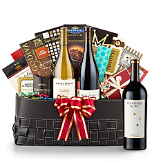 Luxury Wine Baskets: Hundred Acre Few And Far Between Cabernet Sauvignon 2010 - The Paramount Luxury Wine Basket