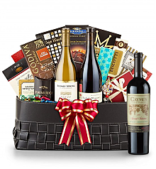 Luxury Wine Baskets: Caymus Special Selection Cabernet Sauvignon 2009- The Paramount Luxury Wine Basket