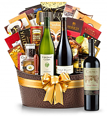 Premium Wine Baskets: The Hamptons - Caymus Special Selection Cabernet Sauvignon 2011