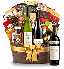 Premium Wine Baskets: The Hamptons - Beringer Private Reserve Cabernet Sauvignon 2008