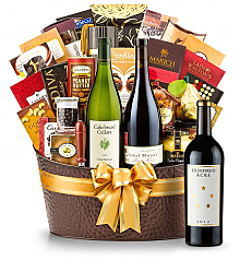 Premium Wine Baskets: The Hamptons - Hundred Acre Few And Far Between Cabernet Sauvignon 2010