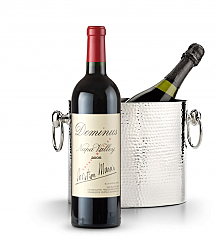 Wine Totes & Carriers: Luxury Wine Chiller with Dominus Estate 2009