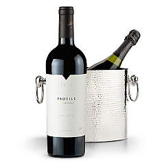 Wine Totes & Carriers: Luxury Wine Chiller with Merryvale Profile 2010