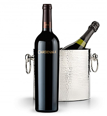 Wine Totes & Carriers: Luxury Wine Chiller with Cardinale Cabernet Sauvignon 2011
