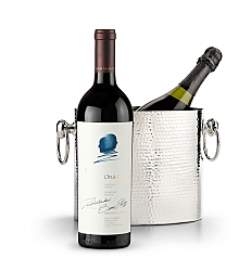 Wine Totes & Carriers: Luxury Wine Chiller with Opus One 2011