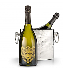 Wine Totes & Carriers: Luxury Wine Chiller with Dom Perignon 2005