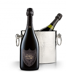 Wine Totes & Carriers: Luxury Wine Chiller with Dom Perignon P2 Plenitude 1998