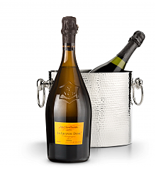 Wine Accessories & Decanters: Veuve Clicquot La Grande Dame Champagne 2006 with Luxury Wine Chiller