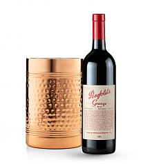 Wine Accessories & Decanters: Penfolds Grange 2010 with Double Walled Wine Chiller