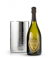 Wine Totes & Carriers: Double Walled Wine Chiller with Dom Perignon 2005