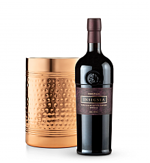 Wine Accessories & Decanters: Joseph Phelps Napa Valley Insignia Red 2012 with Double Walled Wine Chiller