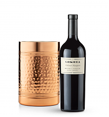 Wine Accessories & Decanters: Lokoya Mt. Veeder Cabvernet Sauvignon 2009 with Double Walled Wine Chiller