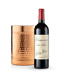Wine Accessories & Decanters: Dominus Estate 2013 with Double Walled Wine Chiller