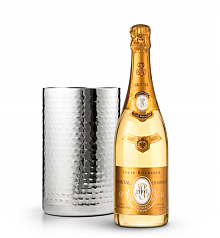 Wine Accessories & Decanters: Louis Roederer Cristal Brut 2007 with Double Walled Wine Chiller