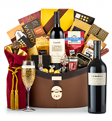 Premium Wine Baskets: Lokoya Spring Mountain Cabernet Sauvignon 2007 Windsor Luxury Gift Basket