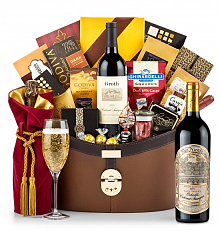 Champagne Baskets: Far Niente Estate Bottled Cabernet Sauvignon 2012 Windsor Luxury Gift Basket