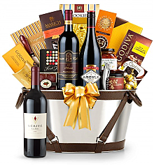Premium Wine Baskets: Verite La Joie Cabernet Sauvignon 2006  - Martha's Vineyard Luxury Wine Basket