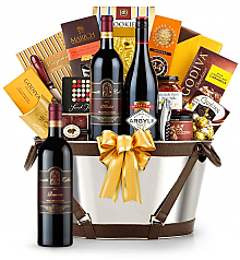 Premium Wine Baskets: Leonetti Reserve 2010 - Martha's Vineyard Luxury Wine Basket
