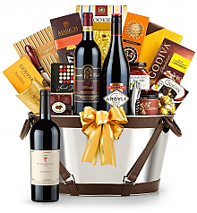 Premium Wine Baskets: Peter Michael Cab Les Pavots 2012 - Martha's Vineyard Luxury Wine Basket