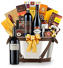 Premium Wine Baskets: Lokoya Spring Mountain Cabernet Sauvignon 2009-Martha's Vineyard Luxury Wine Basket