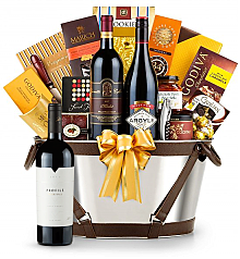 Premium Wine Baskets: Merryvale Profile 2011 - Martha's Vineyard Luxury Wine Basket