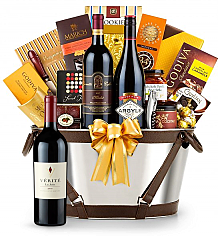 Premium Wine Baskets: Verite La Joie Cabernet Sauvignon 2010 - Martha's Vineyard Luxury Wine Basket