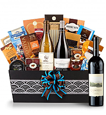 Premium Wine Baskets: Quintessa Meritage Red 2010-Cape Cod Luxury Wine Basket
