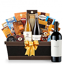 Premium Wine Baskets: Merryvale Profile 2010- Cape Cod Luxury Wine Basket